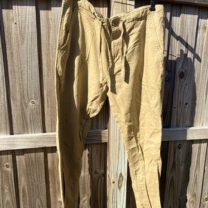 Men's Linen pants 36
